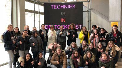 VTI Roeselare wil meisjes warm maken voor wetenschap en techniek
