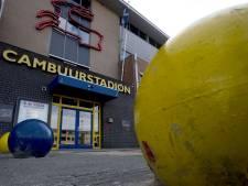 Steenmarter vernielt doel van SC Cambuur