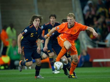 Kuyt kreeg medisch attest tijdens WK: 'Is volgens de regels gegaan'