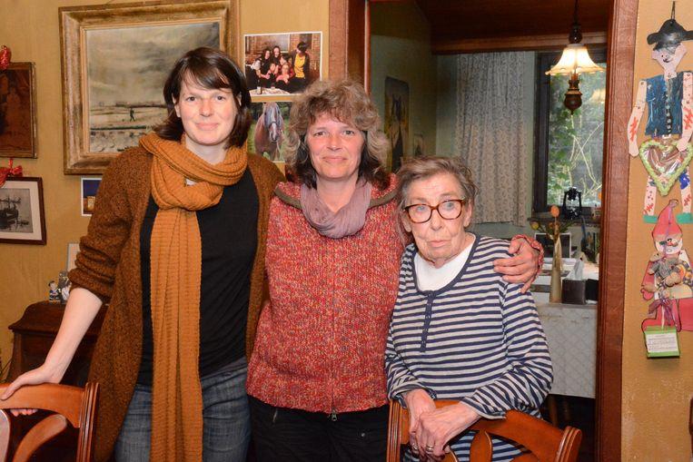 Twee jaar geleden vierde ze samen met twee andere inwoners nog haar 85ste verjaardag.