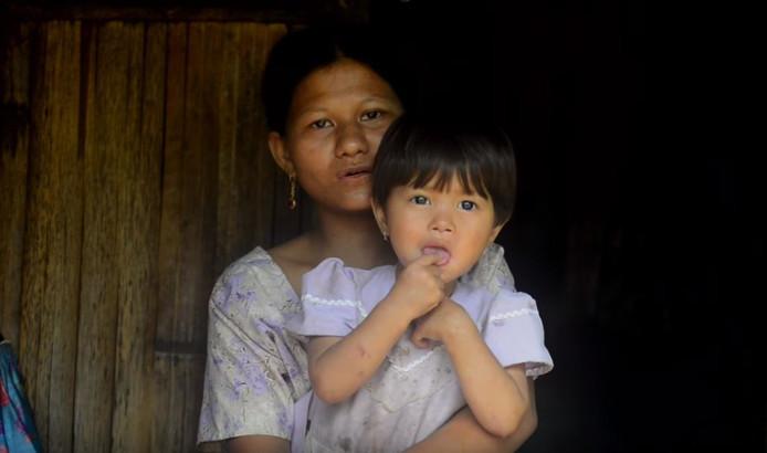 """,,De compositie van de melodie komt recht uit mijn hart"""", zegt Pyndaplin Shabong (foto), een moeder van drie kinderen."""
