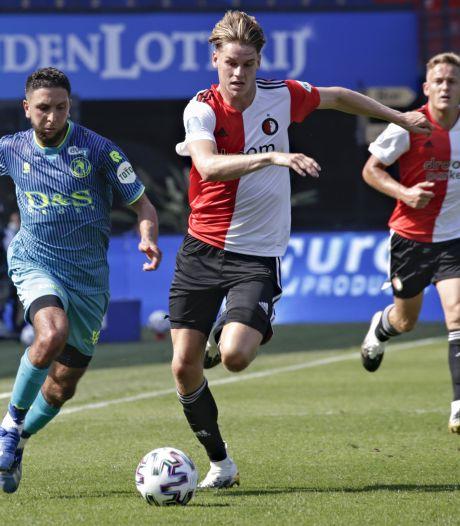 NAC laat Feyenoord-tiener rijpen zonder koopoptie