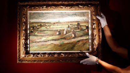 Voor eerst in twintig jaar een Van Gogh onder de hamer in Parijs