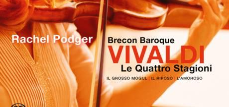 Geliefde Vivaldipartituur ongekend kleurrijk uit de doeken gedaan