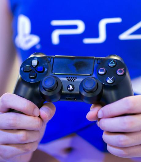 Berichtje met vreemd teken brengt Playstation 4  flink in de war