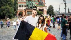Tijd voor ontspanning: Kompany en co gaan op verkenning in Moskou, Courtois kiest voor minigolf met de familie