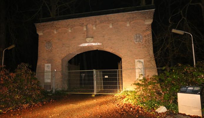 Landgoed Haarendael in Haaren is sinds ruim een half jaar afgesloten.
