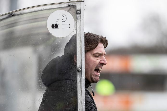 Edwin Hoogerdijk heeft zijn contract verlengd.