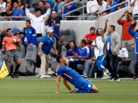 Wereldgoal in extremis helpt Curaçao aan kwartfinale Gold Cup