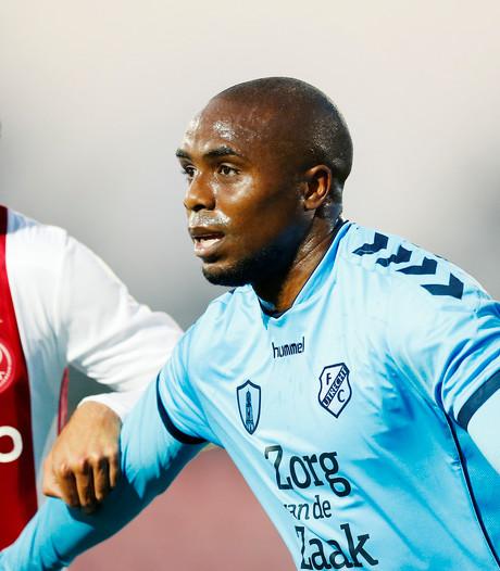 Edson Braafheid een jaar langer bij FC Utrecht