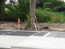 Werk Zundertseweg loopt uit door aanvullend bodemonderzoek