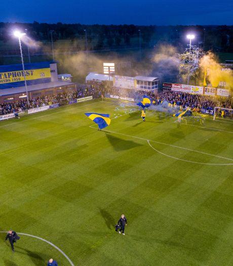 Vliegen HHC, Staphorst en DVS'33 zonder te spelen uit de KNVB-beker? Dat is een sportieve domper en een financieel vraagstuk