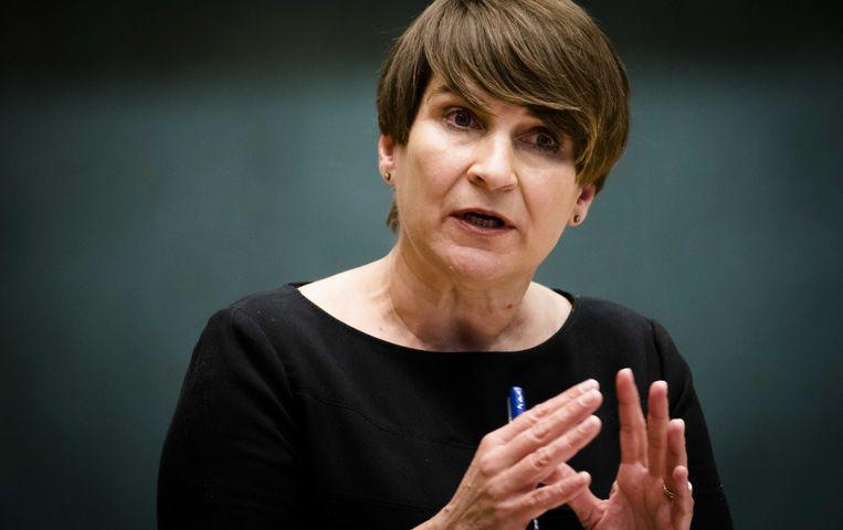 Minister Lilianne Ploumen: