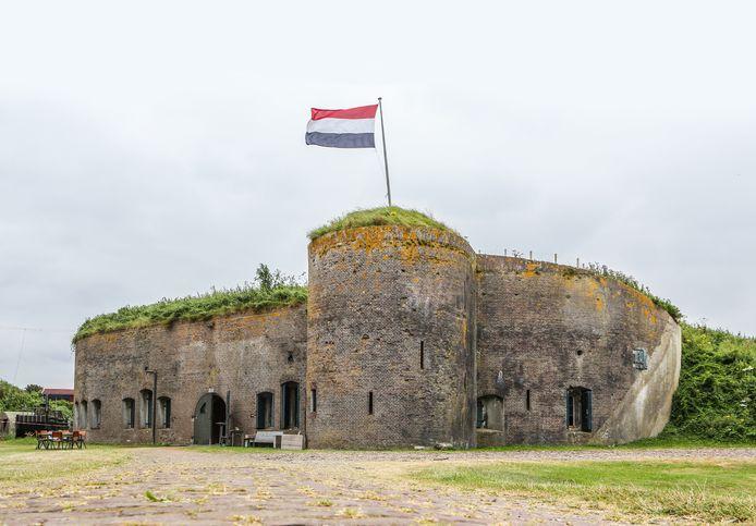 Fort Buitensluis.
