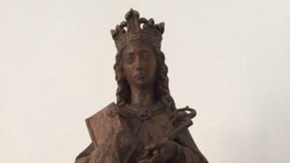 Heilige Apollonia pronkt weer na restauratie