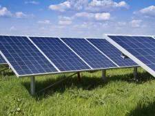 Inrichting zonnepark Losser van start