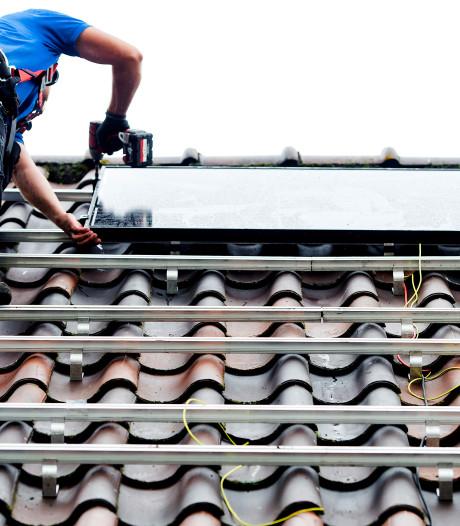 Zonnepaneel-actie Apeldoorn slaat aan, uitbreiding volgt