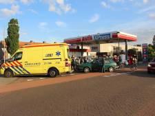 Scooterrijder gewond na aanrijding met auto in Boxtel