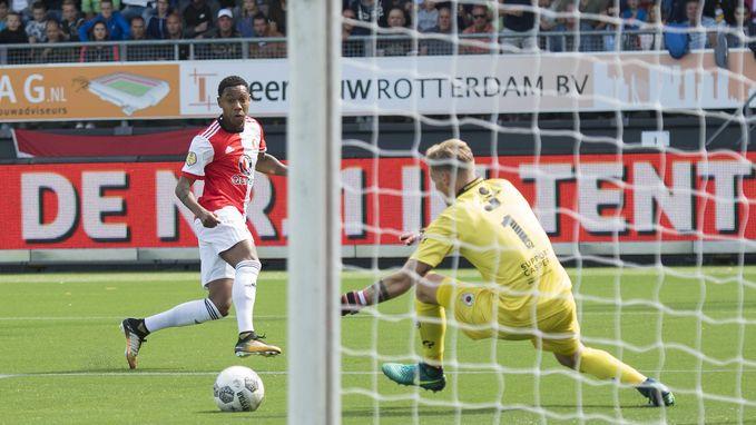 Feyenoord wint nu wel bij Excelsior, met dank aan ex-Genkie