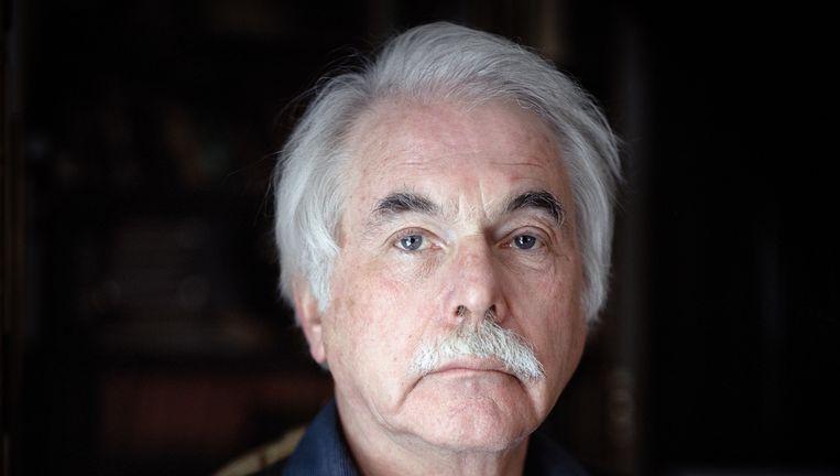 Emeritus hoogleraar intellectuele en theoretische geschiedenis Frank Ankersmit. Beeld Joost van den Broek