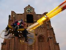 Kermis in Wijk niet compleet zonder vuurwerkshow