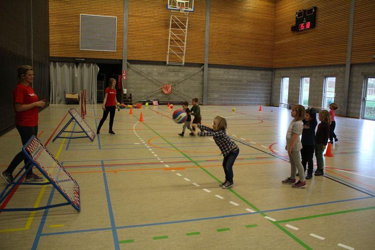 De Bornemse sportdienst organiseert een nieuwe reeks 'Multimove' in sportcentrum Breeven.
