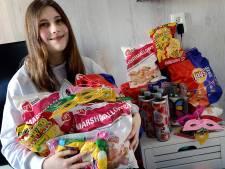 Dankzij Sanne (15) kunnen arme Bredase kinderen straks ook carnaval vieren