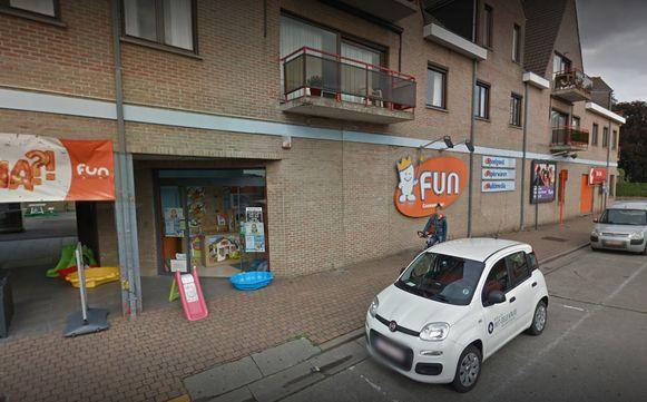 De Fun in Torhout.