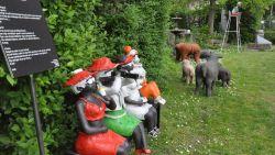 Internationale kunst in beeldhouwatelier Het Kapsalon