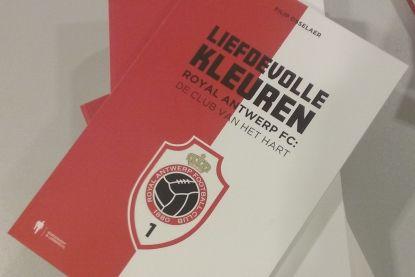 WIN: een exemplaar van 'Liefdevolle Kleuren', een boek dat op zoek gaat naar het hart en de ziel van Antwerp