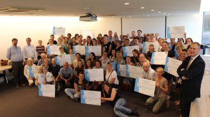Scholen en verenigingen krijgen samen 38.000 euro in hun strijd tegen zwerfvuil