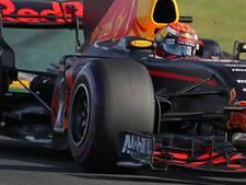 Verstappen eindigt als vijfde in eerste Grand Prix, winst voor Vettel