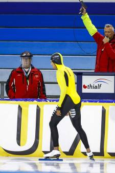 Schaatsen in een leeg Thialf: 'We willen dat de sport overeind blijft'