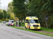 Vrouw gewond bij val met fiets in Vlissingen