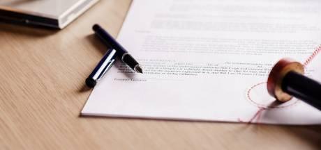 Notaris: Een vrouw belt mijn vrouw en claimt een affaire met mij te hebben