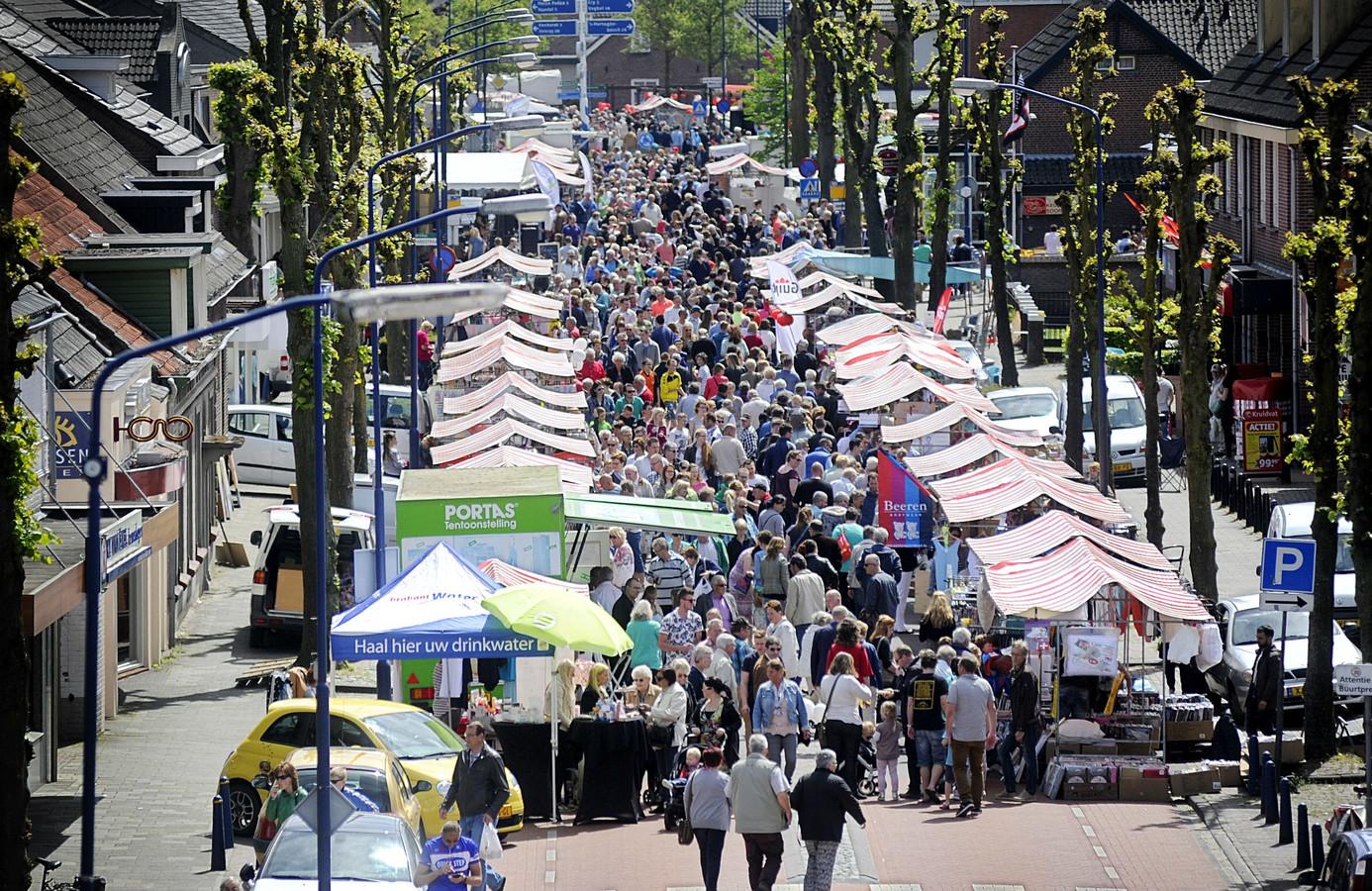 Boekel RondUit trok jaarlijks duizenden bezoekers.