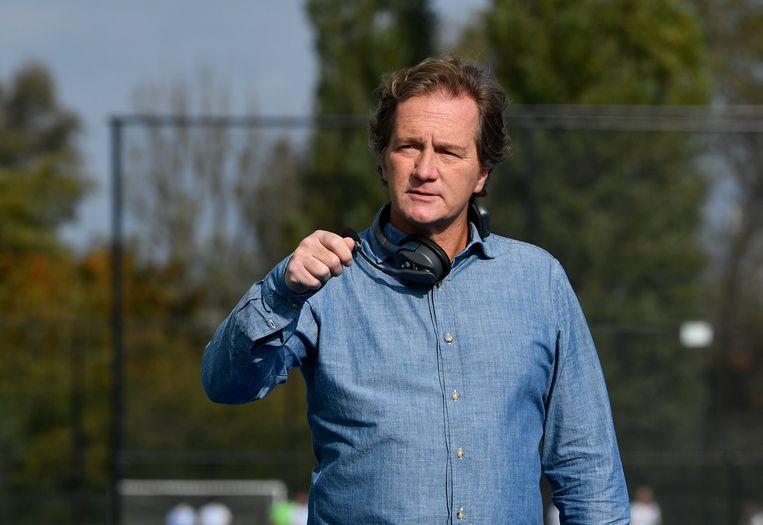 Gantoise-coach Pascal Kina