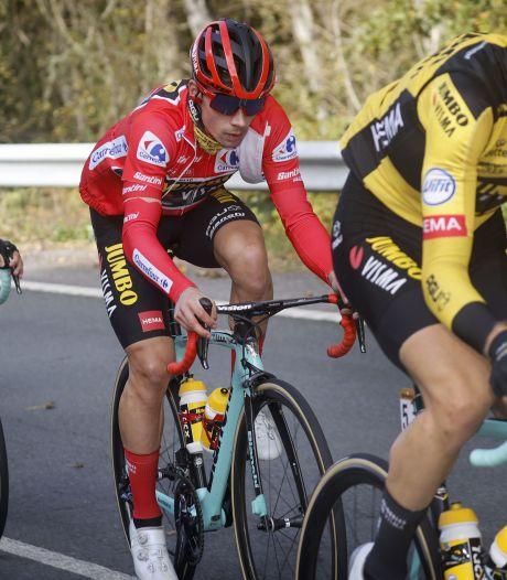Wellens verslaat Van Baarle en Arensman en boekt tweede dagzege, Roglic behoudt rode trui