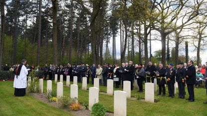 Herdenkingsweekend 100 jaar einde Eerste Wereldoorlog