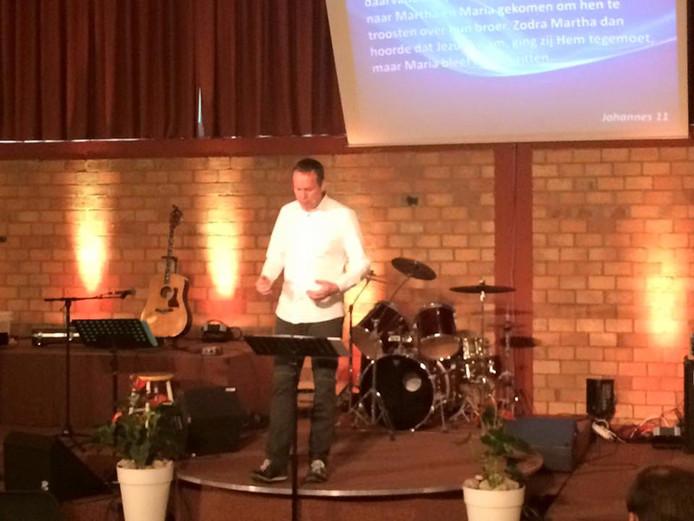 Luizenmoeder in Eindhovense kerk