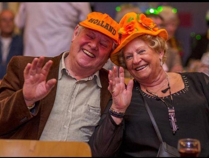 Theo Borghs en Gerarda Schoolmeesters uit Someren-Eind waren echte levensgenieters, aldus hun nabestaanden.