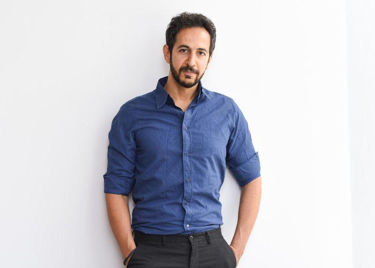 Mohamed Siam. Beeld Owen Kolasinski