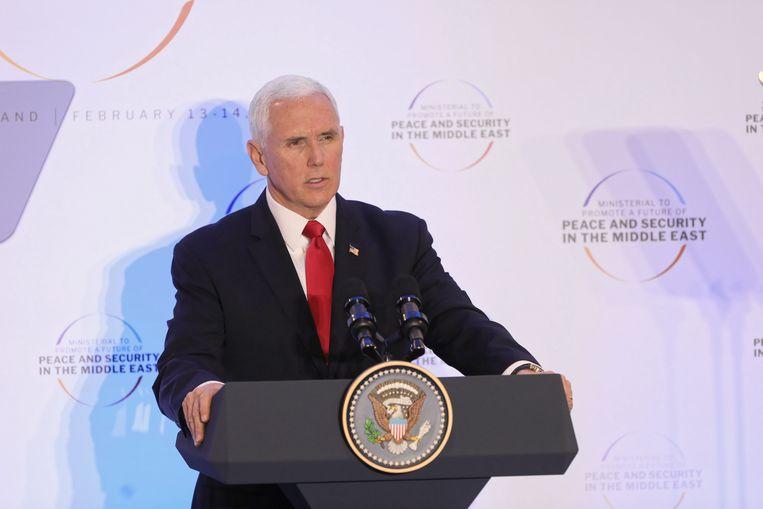 Amerikaans vicepresident Mike Pence