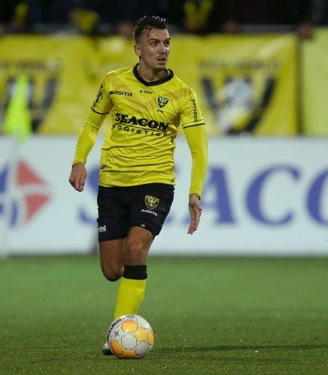 'NAC en rechtsback Moreno Rutten akkoord over driejarig contract'