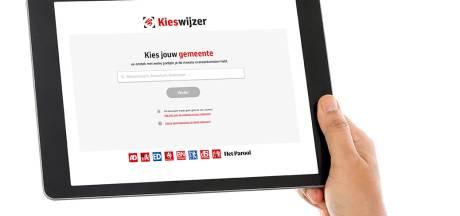 De Stentor lanceert Kieswijzer