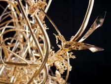 Gouden kunstwerk van 2,2 miljoen gestolen in Knokke