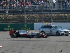 Aard Snel mag in Formule 1-wagen door Gouda rijden