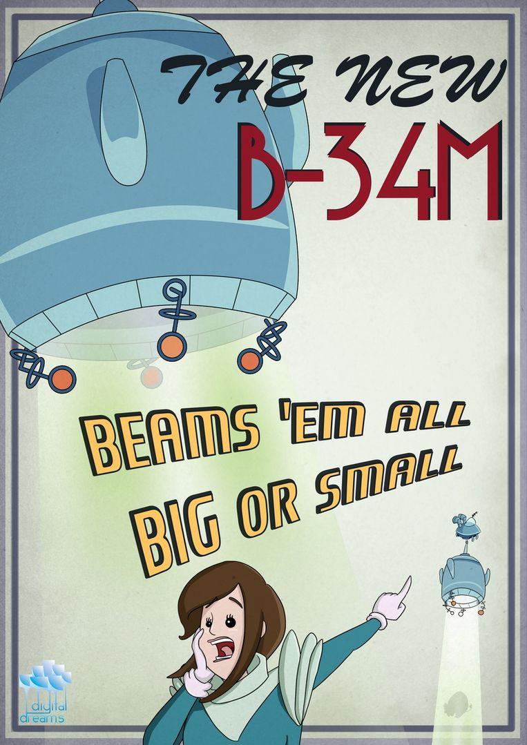 Artwork voor Cowbeam, een Nederlands spel voor de iPhone en iPad. Beeld null