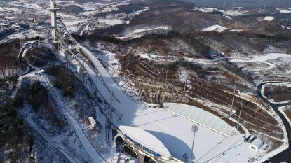 Pyeongchang komt dichterbij: grootste Belgische delegatie sinds 1945 gaat voor zesde medaille op de Winterspelen