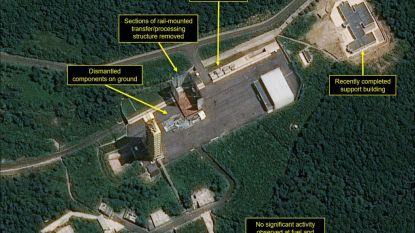 Noord-Korea is gestopt met ontmanteling raketbasis